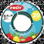 """Шланг садовый 1/2"""" 20 м FRUT зеленый 402032-1"""