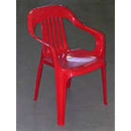 Кресло Комфорт-1 №5 красное