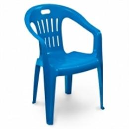 Кресло Комфорт-1 №5 синее