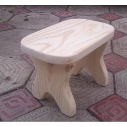 Табурет деревянный м